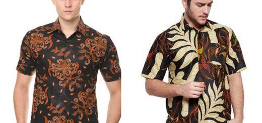 Ciri Khas Baju Batik Pria